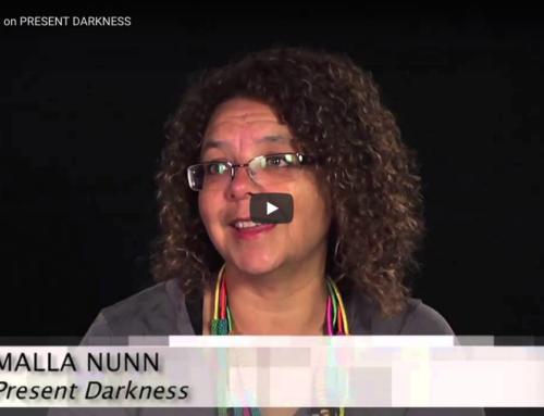 Video Interview – Present Darkness