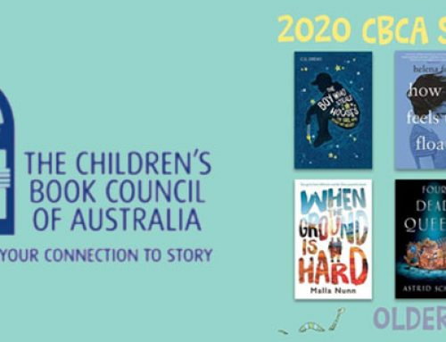 CBCA shortlist – Book of the Year for Older Readers